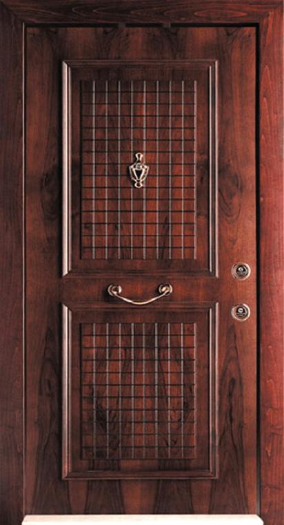 Maxi 011 Maxi Seri Çelik Kapı Modeli 011