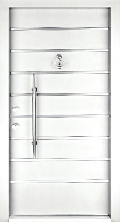 Maxi 012 Maxi Seri Çelik Kapı Modeli 012