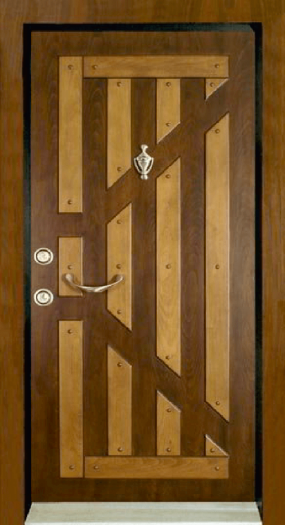 Maxi 013 Maxi Seri Çelik Kapı Modeli 013