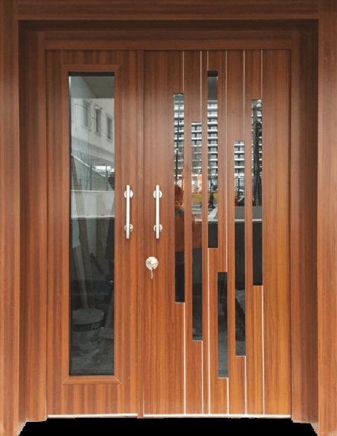 Villa 001 Bina Giriş Kapısı Modeli 001