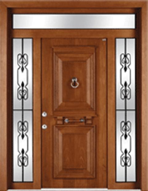 Villa 011 Bina Giriş Kapısı Modeli 011