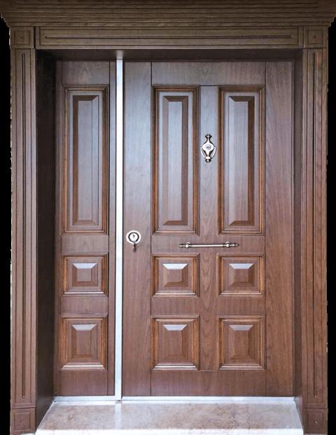Villa 020 Bina Giriş Kapısı Modeli 020
