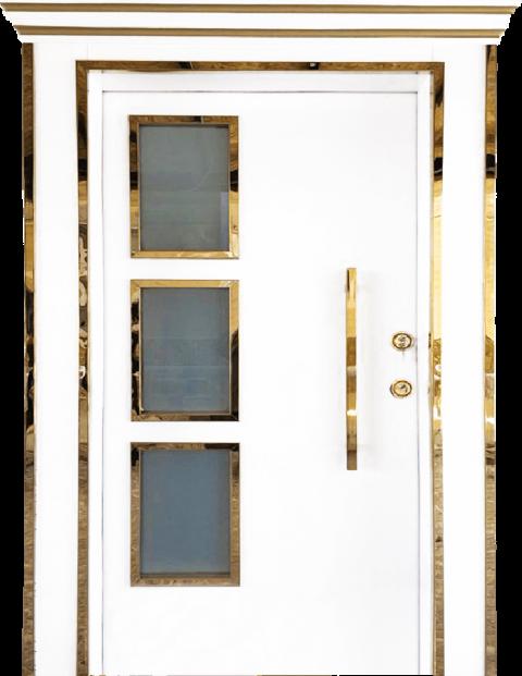 Villa 022 Bina Giriş Kapısı Modeli 022