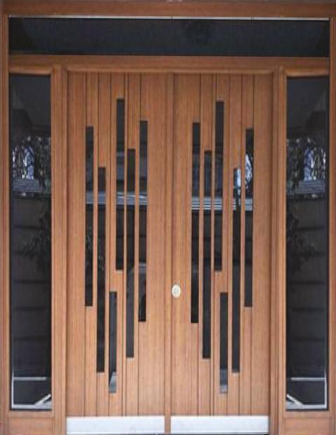 Villa 025 Bina Giriş Kapısı Modeli 025
