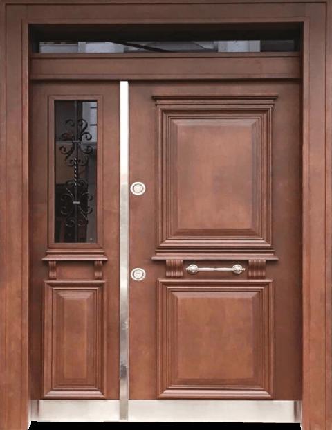 Villa 026 Bina Giriş Kapısı Modeli 026