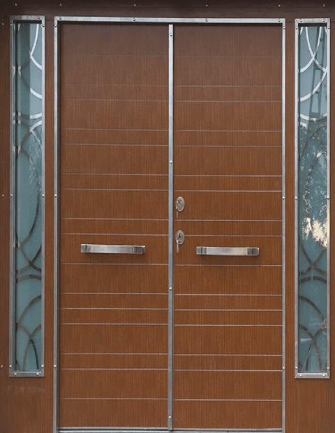 Villa 028 Bina Giriş Kapısı Modeli 028