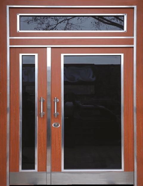 Villa 029 Bina Giriş Kapısı Modeli 029