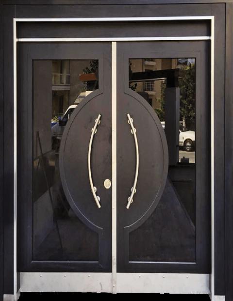 Villa 030 Bina Giriş Kapısı Modeli 030