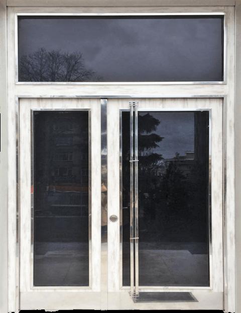 Villa 005 Bina Giriş Kapısı Modeli 005