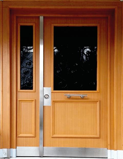 Villa 008 Bina Giriş Kapısı Modeli 008