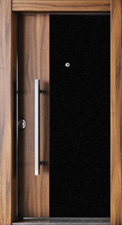 Vizyon 001 Vizyon Seri Çelik Kapı Modeli 001